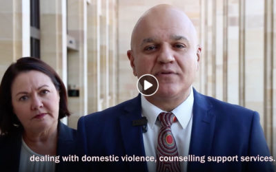 Labor's Inadequate Funding of Family and Domestic Violence Services