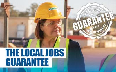 The Local Jobs Guarantee