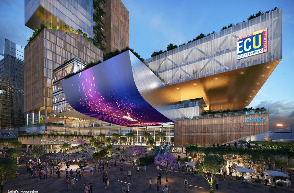 City Deal to Create 10,000 Jobs and Transform Perth CBD