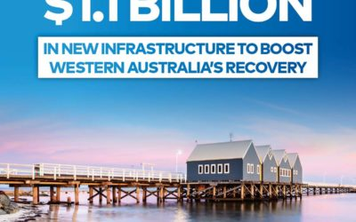 Morrison Government Invests $1.1 Billion In Transport Infrastructure To Boost WA Economic Recovery