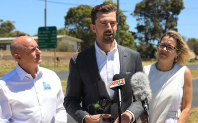 Liberals invest $900 million in WA regional roads safety blitz to save lives