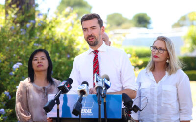 Liberals invest $50 million in critical and strategic manufacturing to future proof WA