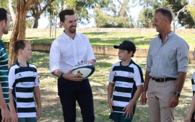 $2 million commitment to upgrade Wanneroo Rugby Union Club