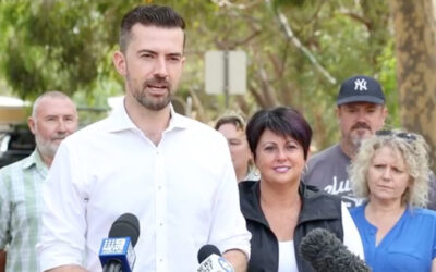 Liberals fighting for Darling Range community