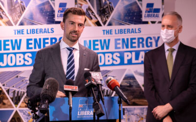 Liberals visionary plan to take WA forward with the biggest jobs and renewable energy export project in the nation