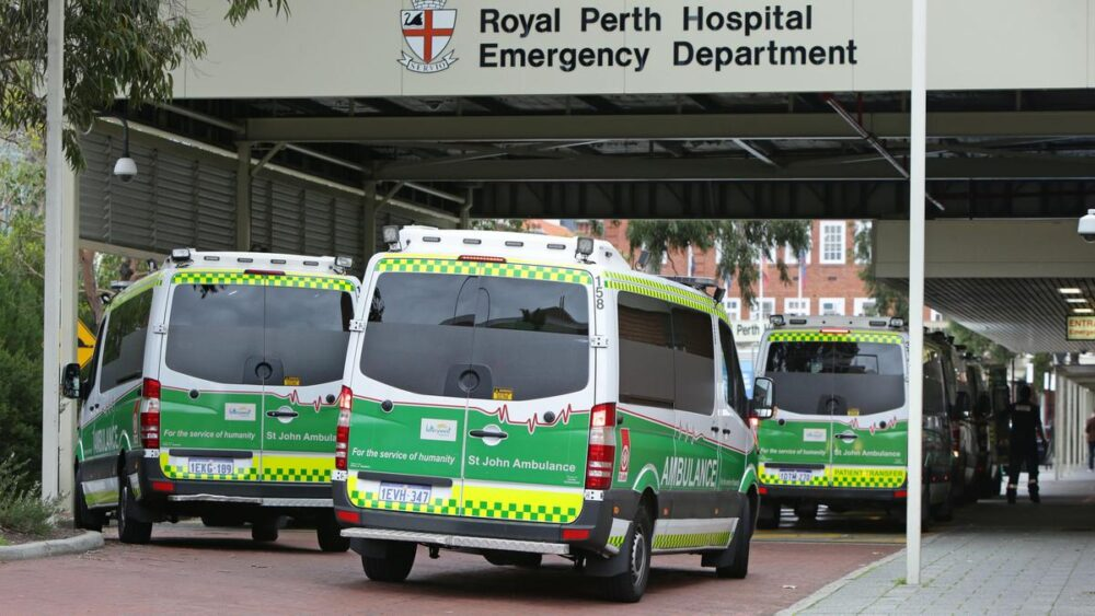 Twelve months of record high ambulance ramping as health crisis escalates