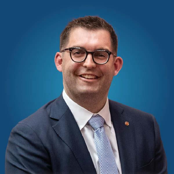 Senator Ben Small