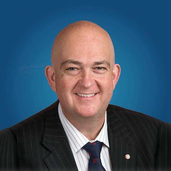 Senator Slade Brockman
