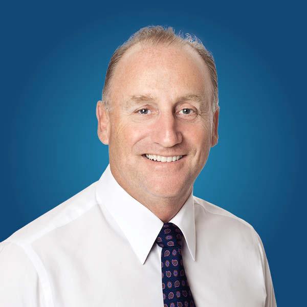 Steve Irons MP